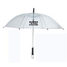 Nurse Appreciation Clear Umbrella