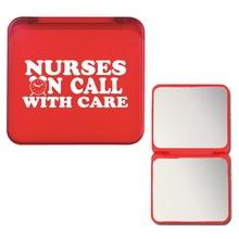 Nurses Folding Mirror
