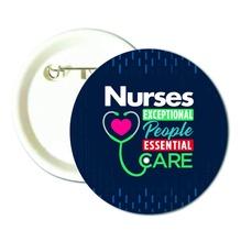 National Nurses Week Theme Buttons