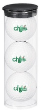 Par Pack with 3 Custom Golf Balls