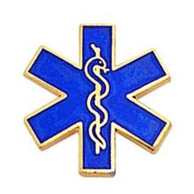 Paramedic Lapel Pins