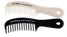 Customized Pearl Styler Salon Combs