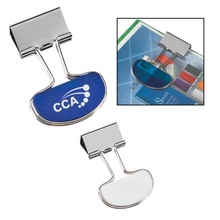 Personalized Binder Flip Clips