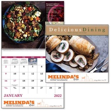 Personalized Delicious Dining Calendars - 2022