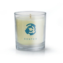 Personalized Large Glass Jar Scented Candles
