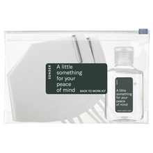Personalized Stay Safe PPE Essentials Kits