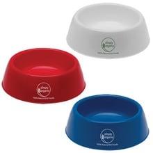 Promotional Plastic Pet Bowls
