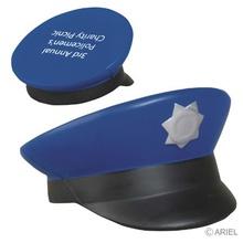 Custom Police Cap Stress Balls