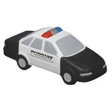 Police Car Imprinted Stress Ball