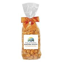 Custom Popcorn Gift Bags - Cheddar