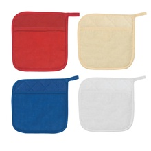 Quilted Cotton Promotional Pot Holders