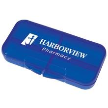 Custom Rectangular Shape Pill Holders