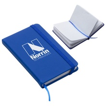 Recycled Pocket Journal with Imprint