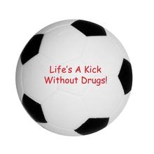 Red Ribbon Week Mini Soccer Balls