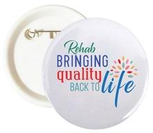 Rehab Awareness Buttons