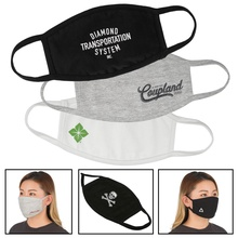 Reusable Cotton Face Mask with Personalization