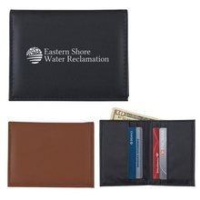 RFID Data Blocker Promotional Wallet
