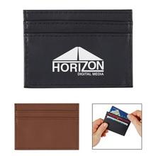 RFID Data Blocking Custom Card Holder