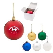 Personalized Round Ornaments