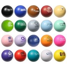 Custom Round Stress Balls