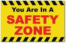 Safety Zone Posters