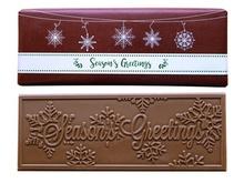 Season's Greetings Chocolate Bars