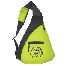 Sling Backpack Teacher Gift with Slogan