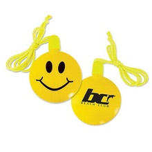 Smile Face Bubbles Necklace