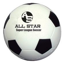 Custom Soccer Ball Stress Balls