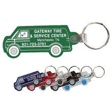 Custom Soft Van Key Fobs