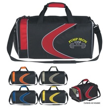 Customized Sports Duffel Bags