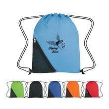 Personalized Sports Pack with Outside Mesh Pocket