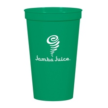 Custom Printed 22 oz. Stadium Cups