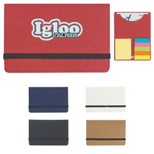 Sticky Notes & Flags in Custom Business Card Case