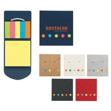 Sticky Notes & Flags in Custom Pocket Case