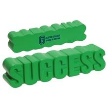 Success Imprinted Stress Balls