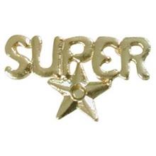 Super Star Lapel Pin