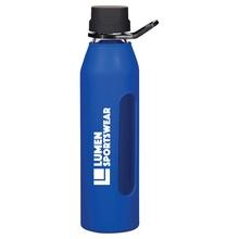 Custom 24 oz. Synergy Glass Sports Bottles