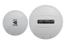 Synthetic Leather Volleyball with Imprint