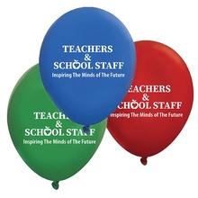 Teacher & School Staff Appreciation Week Balloons
