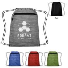 Tempe Custom Drawstring Backpacks