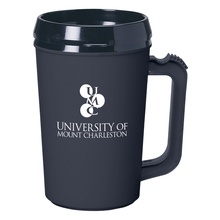 22 oz. Custom Thermo Insulated Mugs