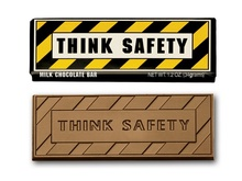 Think Safety Chocolate Bars