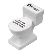 Custom Toilet Stress Balls