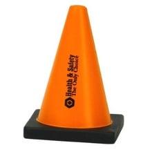 Custom Traffic & Construction Cone Stress Balls