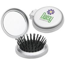 Travel Disk Custom Brush & Mirror