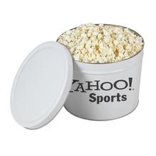 Custom Two Gallon Tins - Butter Popcorn