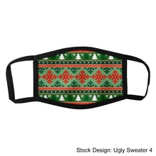 Ugly Sweater Face Mask
