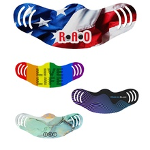 USA Made Full Color Adjustable Face Masks