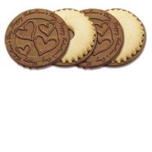 Valentines Chocolate Cookies